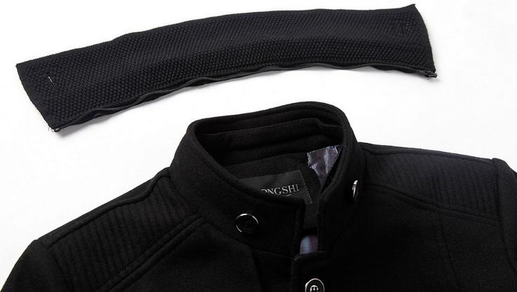 Утолщённая куртка, зимний бренд  - 4