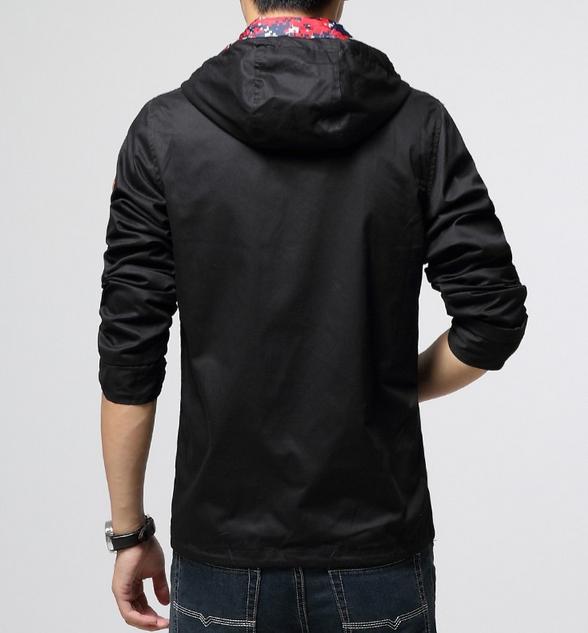 Новая коллекция модных курток для мужчин  - 5
