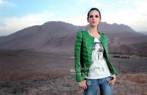Куртка модная шинель для женщин  - 1