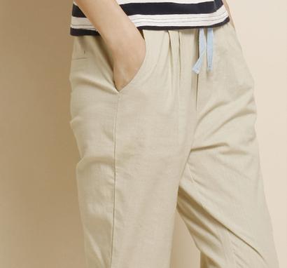 Женские брюки шаровары  - 6