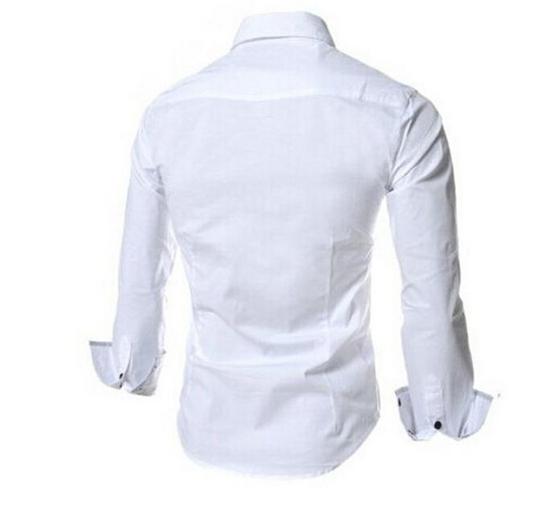 Качественная футболка с длинным рукавом  - 3