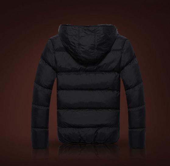 Куртка с капюшоном, удобная популярная зимняя куртка   - 1