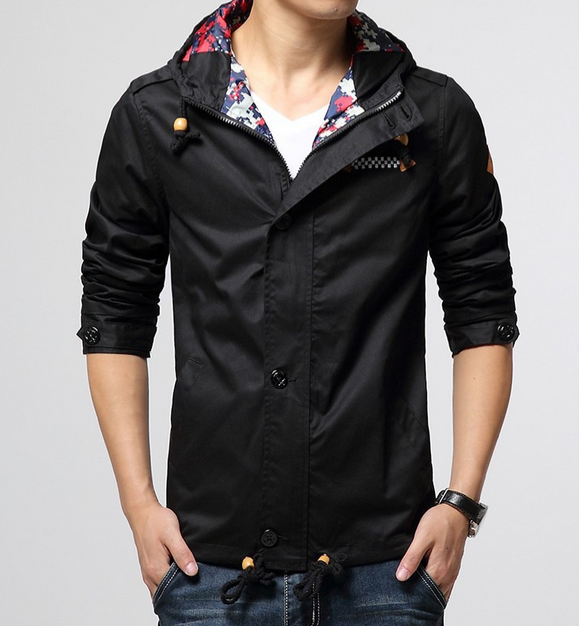Новая коллекция модных курток для мужчин  - 2