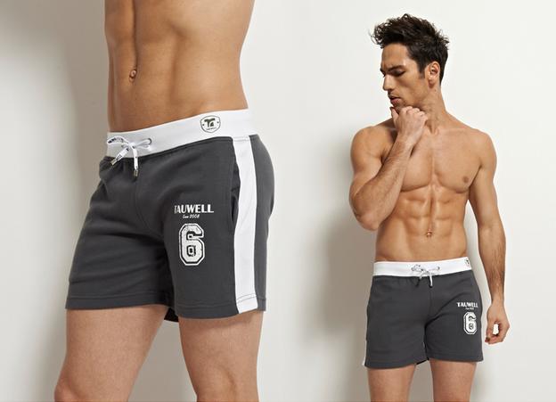 Спортивные мужские шорты  - 8