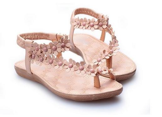 Новые открытые сандалии для женщин  - 5