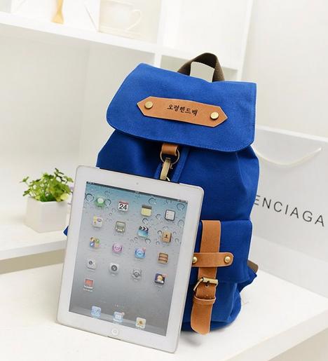 Новый свободный рюкзак для мужчин - 4