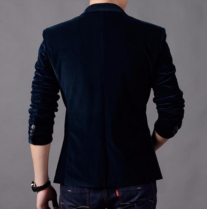 Новый раскошенный костюм для мужчин  - 7