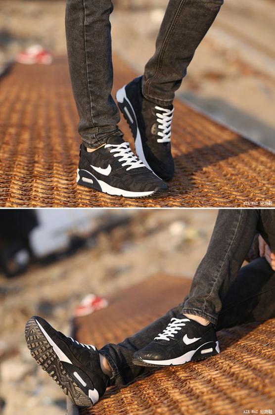 Кроссовки с воздушной подошвой для мужчин  - 5