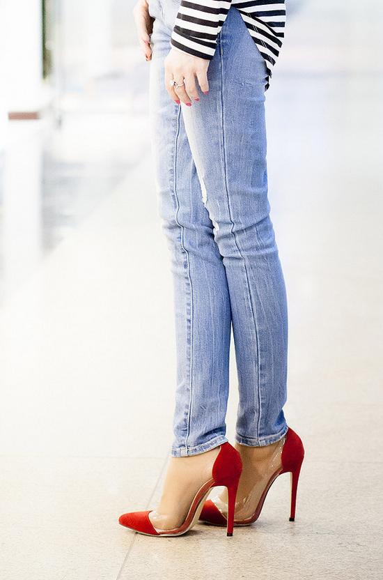 Туфли с высоким каблуком для женщин - 2