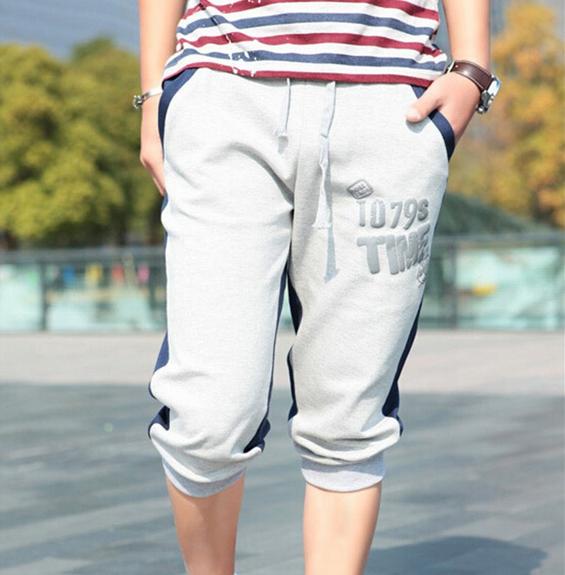 Простые удобные шорты для мужчин  - 4
