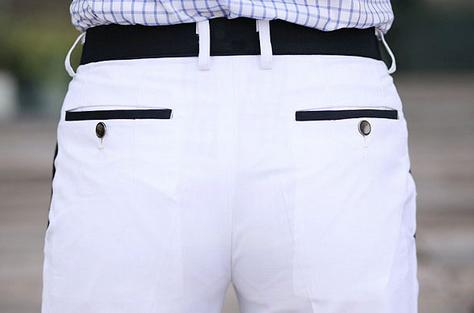 Мужские свободные брюки  - 8