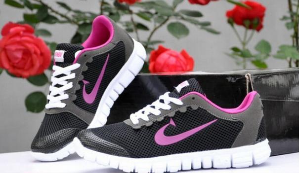 Спортивные дышащие кроссовки для женщин  - 5
