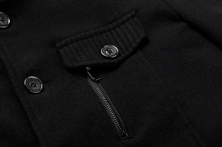 Утолщённая куртка, зимний бренд  - 6