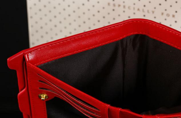 Модный тонкий кошелёк для женщин  - 12