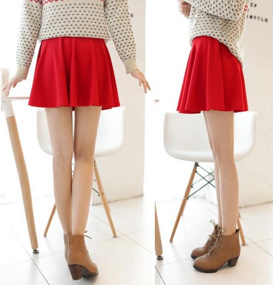Новый стиль женщин, мини юбка  - 1