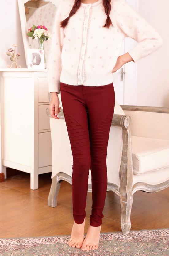 Бразильские модные брюки для женщин - 5