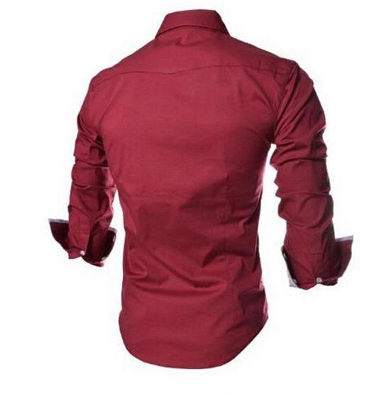 Качественная футболка с длинным рукавом  - 2