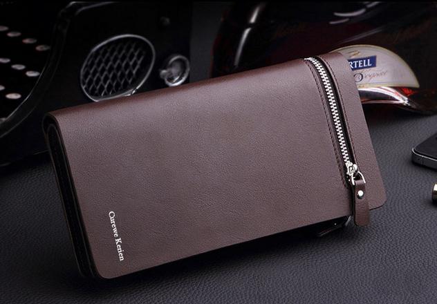 Стильный кошелёк для мужчин - 5