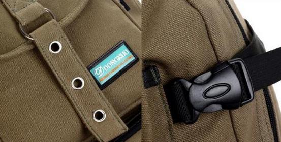 Дугообразный свободный рюкзак для мужчин - 2