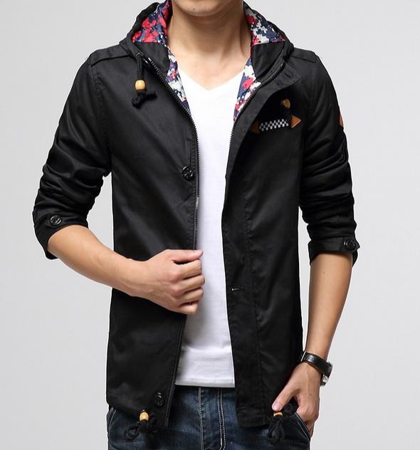 Новая коллекция модных курток для мужчин  - 4