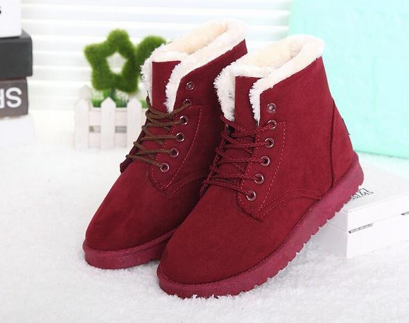 Женские удобные ботинки для женщин - 1