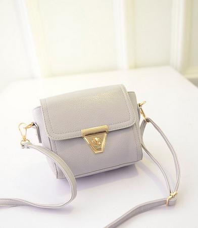 Маленькая сумка посыльного сумка через плечо для женщин - 3