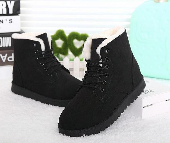 Женские удобные ботинки для женщин - 2