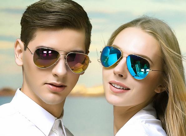 Классические солнцезащитные очки для женщин  - 2