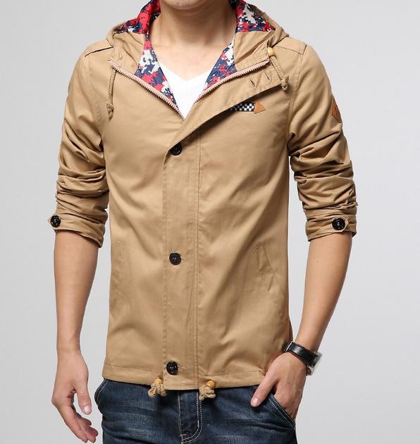 Новая коллекция модных курток для мужчин  - 11