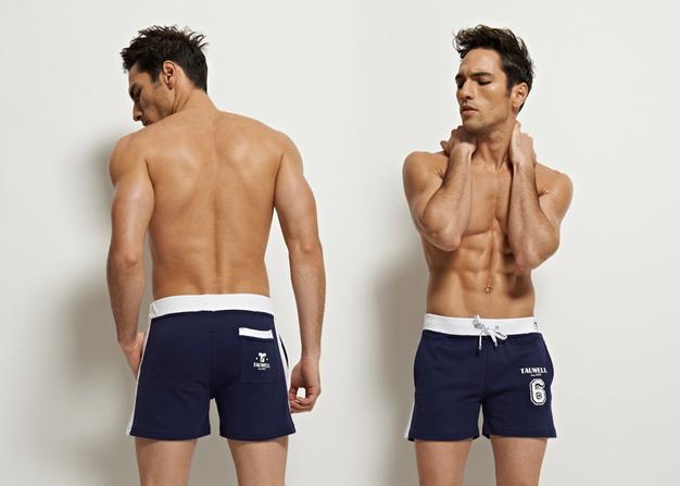 Спортивные мужские шорты  - 5