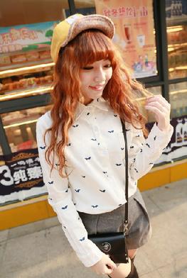 Стильная блузка для женщин  - 3