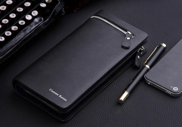 Стильный кошелёк для мужчин - 3