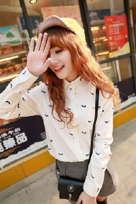 Стильная блузка для женщин  - 2