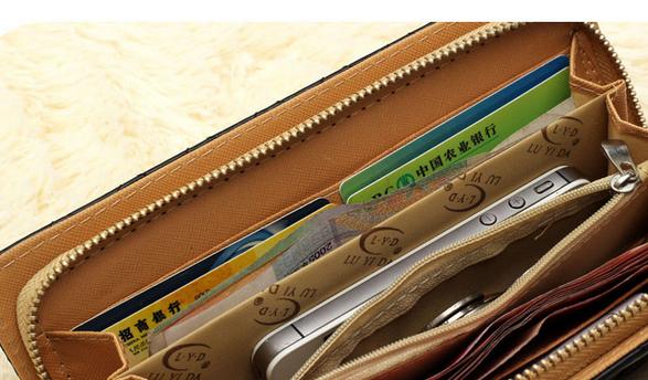 Европейский кошелёк для женщин  - 3
