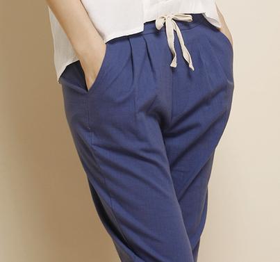 Женские брюки шаровары  - 3