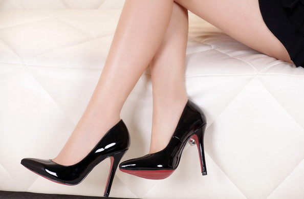 Туфли с высоким каблуком, мода для женщин - 1