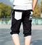 Простые удобные шорты для мужчин  - 11