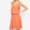 Свободное кружевное платье для женщин  - 4