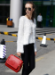Новая бочкообразная сумка через плечо для женщин - 3