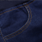 Упругие с высокой талией джинсы для женщин  - 1