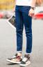 Зимние дизайнерские джинсы для мужчин - 5