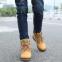 Модные мужские ботинки  - 4