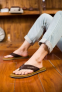 Новые свободные сандалии для мужчин  - 1