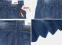 Весенние джинсы подростков для мужчин - 1