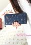Модный дизайнерский кошелёк для женщин  - 7