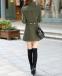 Новая зимняя осень, женское пальто  - 1
