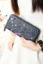 Модный дизайнерский кошелёк для женщин  - 5