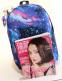 Рюкзак голактический космос вселенной для женщин - 2