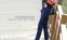 Упругие с высокой талией джинсы для женщин  - 4