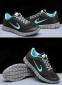 Воздухопроницаемые свободные кроссовки для женщин - 9